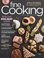 Fine Cooking Magazine | 12/2018 Cover
