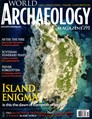 Current World Archaeology Magazine   10/2018 Cover