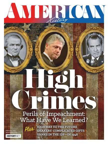 American History Cover - 2/1/2019