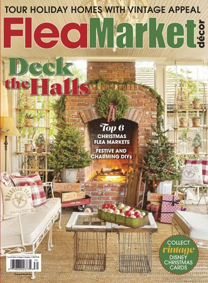 Flea Market Décor Cover - 12/1/2018