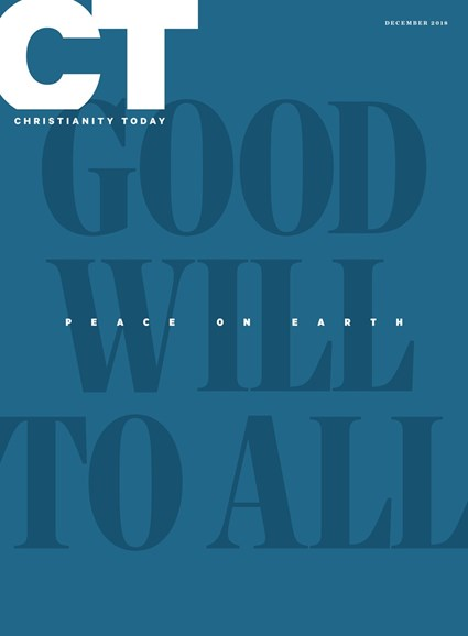 Christianity Today Cover - 12/1/2018