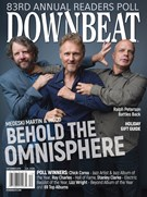Down Beat Magazine 12/1/2018