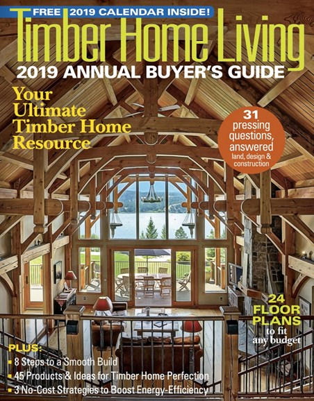 Timber Home Living Cover - 12/1/2018