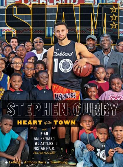 Slam Cover - 12/1/2018