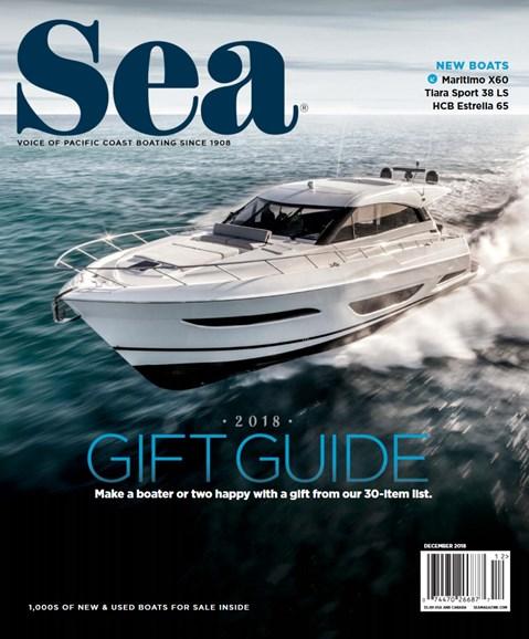 Sea Magazine Cover - 12/1/2018