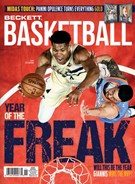 Beckett Basketball Magazine 11/1/2018