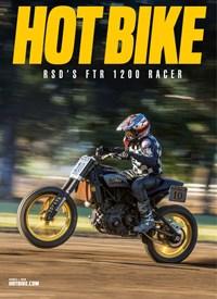 Hot Bike Magazine | 12/1/2018 Cover