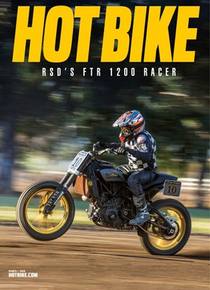 Hot Bike Magazine | 12/1/2018 Cover