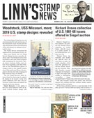 Linn's Stamp News Magazine 12/10/2018