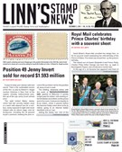 Linn's Stamp News Magazine 12/3/2018