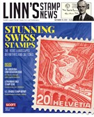 Linn's Stamp News Magazine 11/19/2018