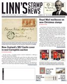 Linn's Stamp News Magazine 11/26/2018