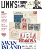 Linn's Stamp News Magazine 10/15/2018