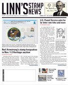 Linn's Stamp News Magazine 10/29/2018