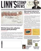 Linn's Stamp News Magazine 10/1/2018