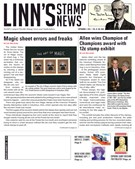Linn's Stamp News Magazine 9/3/2018
