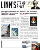 Linn's Stamp News Magazine 7/30/2018