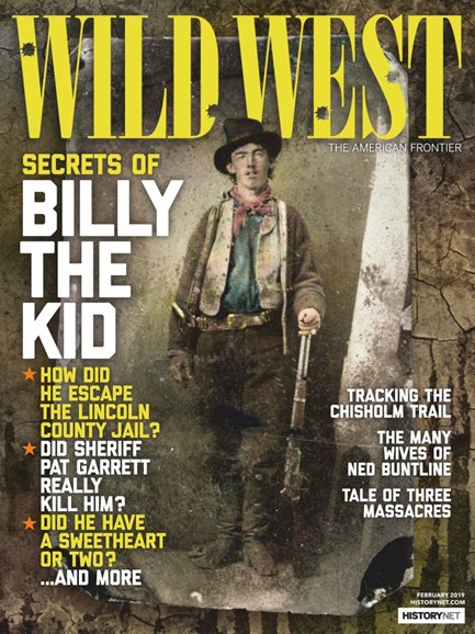 Wild West Cover - 2/1/2019