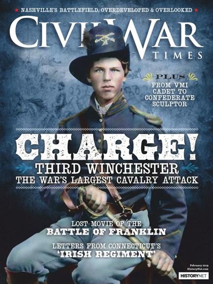 Civil War Times Cover - 2/1/2019