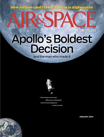 Air & Space Cover - 1/1/2019