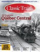 Classic Trains Magazine 12/1/2018