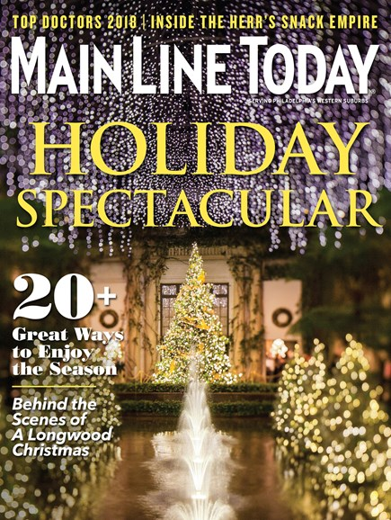 Main Line Today Cover - 12/1/2018