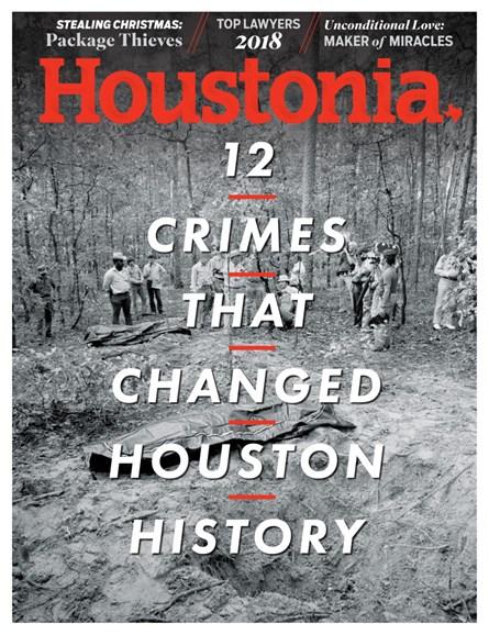 Houstonia Cover - 12/1/2018