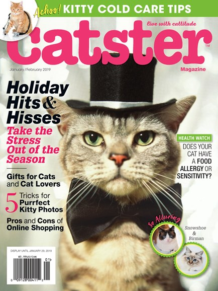 Catster Cover - 1/1/2019