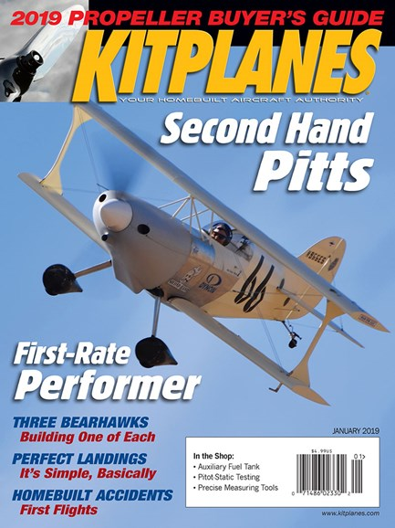 Kit Planes Cover - 1/1/2019