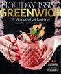 Greenwich Magazine | 12/2018 Cover
