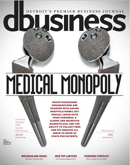 DBusiness Cover - 11/1/2018