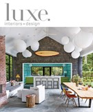 Luxe Interiors & Design 11/1/2018