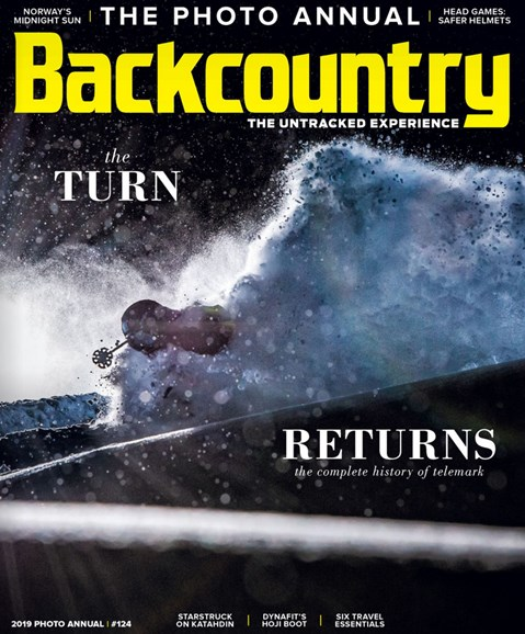 Backcountry Cover - 11/1/2018