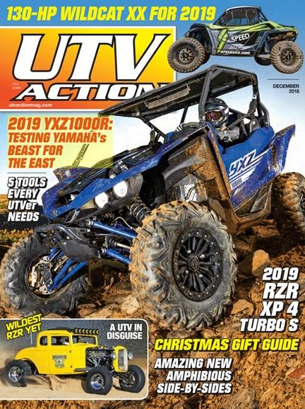 UTV Action Cover - 12/1/2018