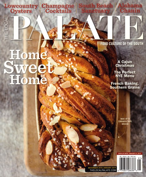 The Local Palate Cover - 12/1/2018