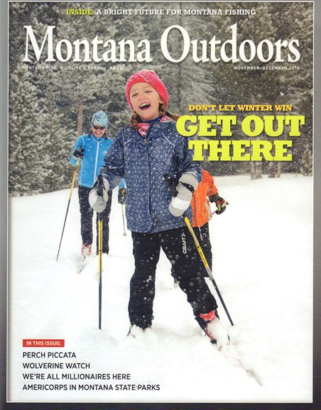 Montana Outdoors Cover - 11/1/2018