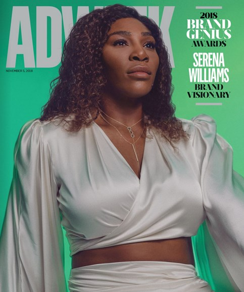 Adweek Cover - 11/3/2018