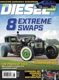 Ultimate Diesel Builder's Guide | 10/1/2018 Cover