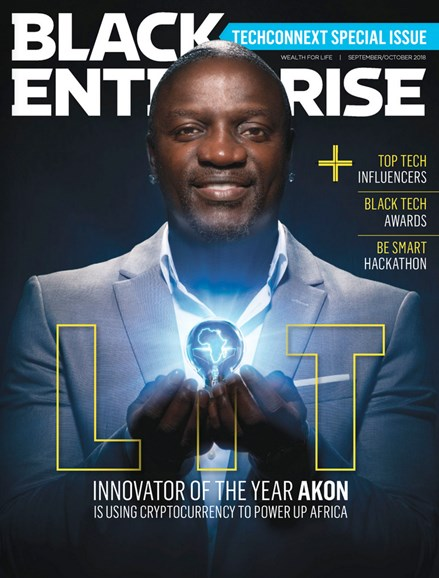 Black Enterprise Cover - 9/1/2018
