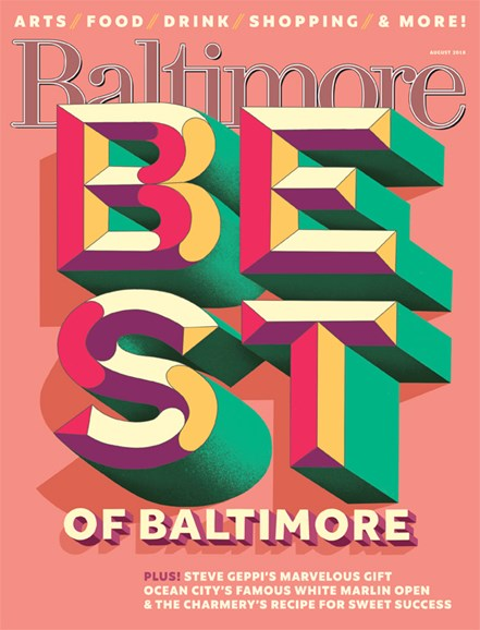 Baltimore Cover - 8/1/2018