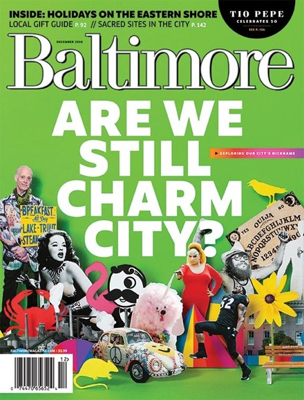 Baltimore Cover - 12/1/2018