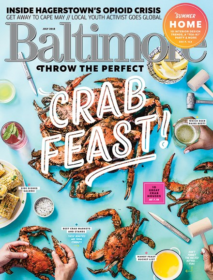 Baltimore Cover - 7/1/2018