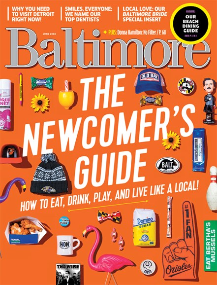 Baltimore Cover - 6/1/2018