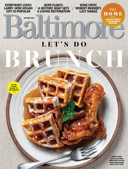 Baltimore Cover - 10/1/2018