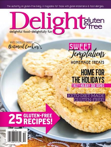 Delight Gluten Free Cover - 11/1/2018