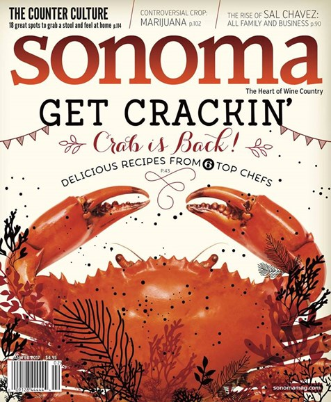 Sonoma Cover - 1/1/2017