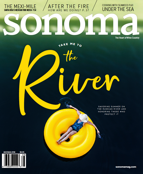 Sonoma Cover - 7/1/2018