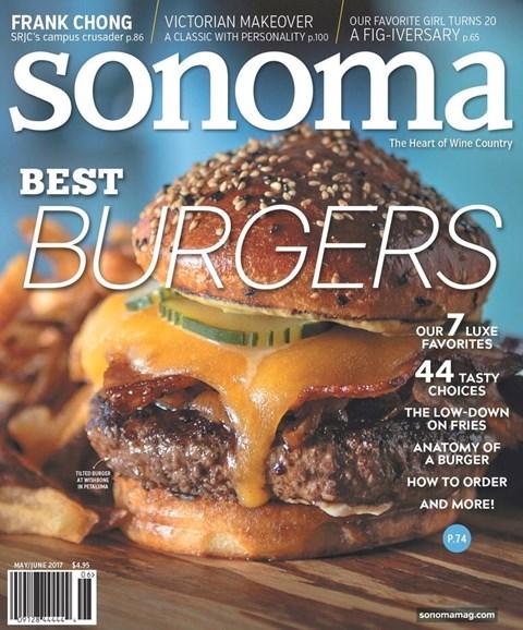 Sonoma Cover - 5/1/2017