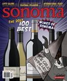 Sonoma Magazine 11/1/2017