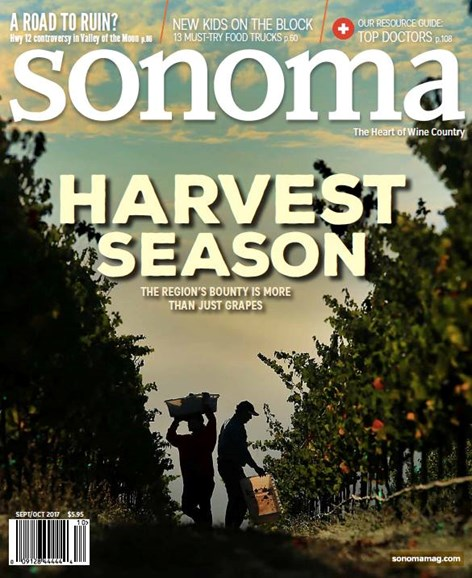 Sonoma Cover - 9/1/2017